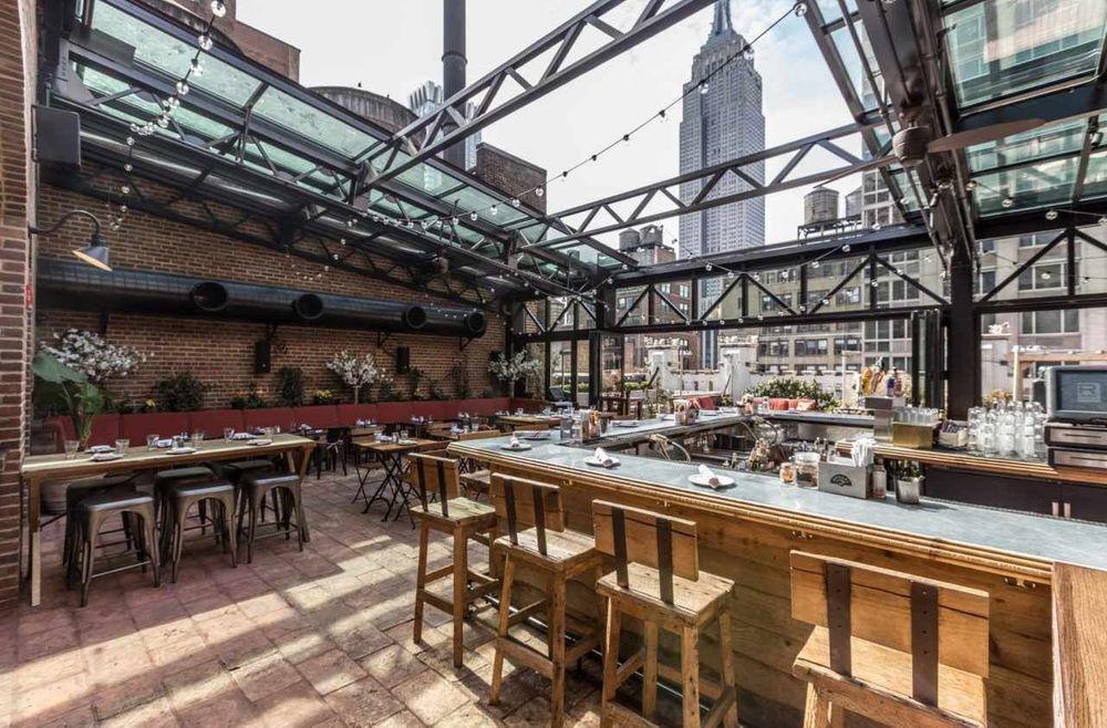 meilleurs bars rooftop de new york
