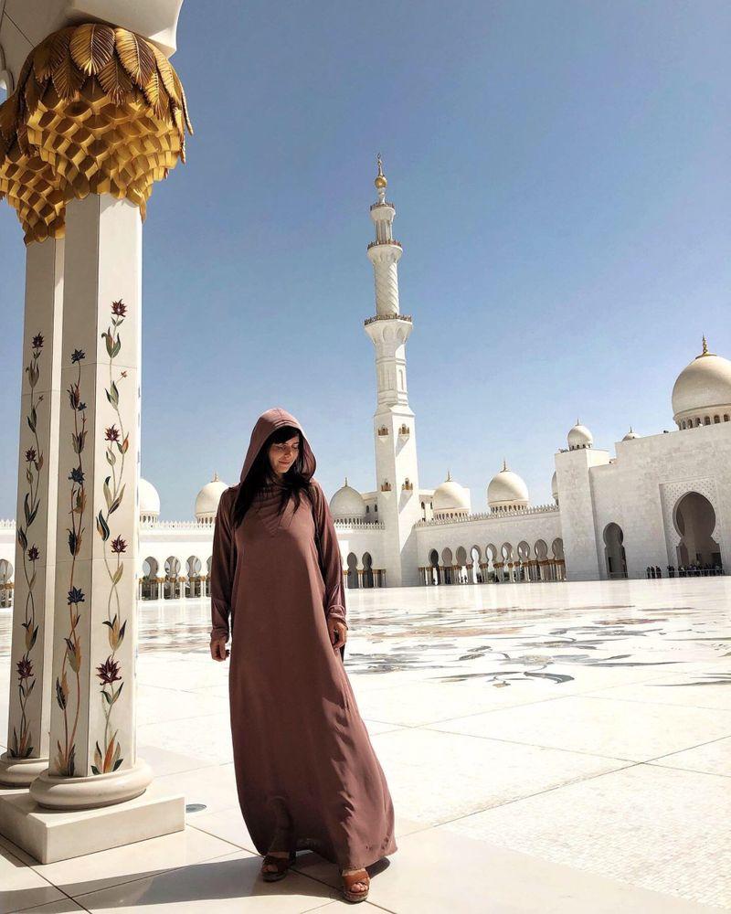 mosquée abu dhabi clairexplore