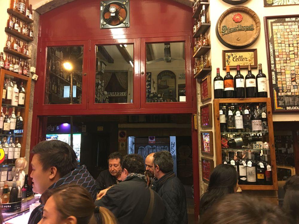 quimet quimet meilleurs bars à tapas barcelone