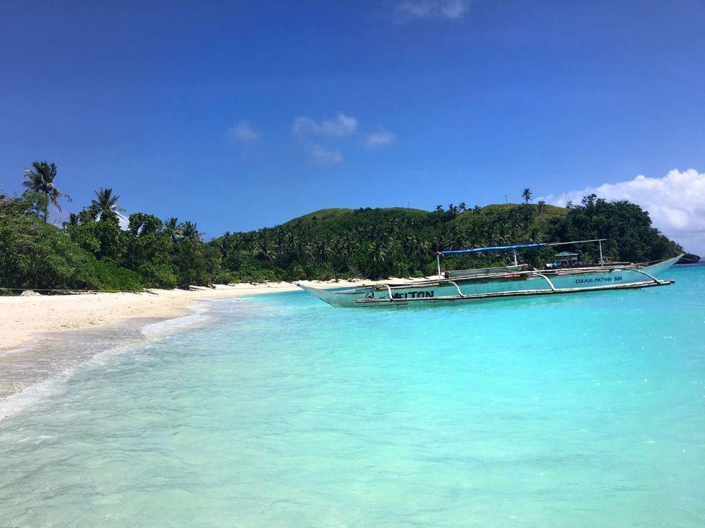 philippines paradis plage