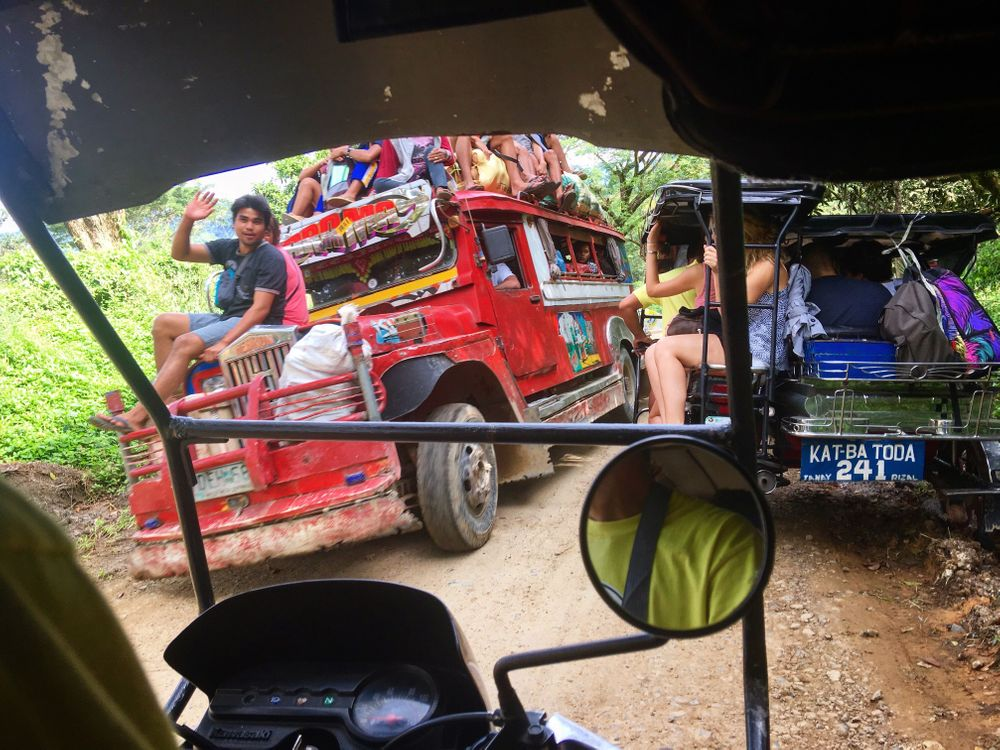que faire aux philippines jeepney