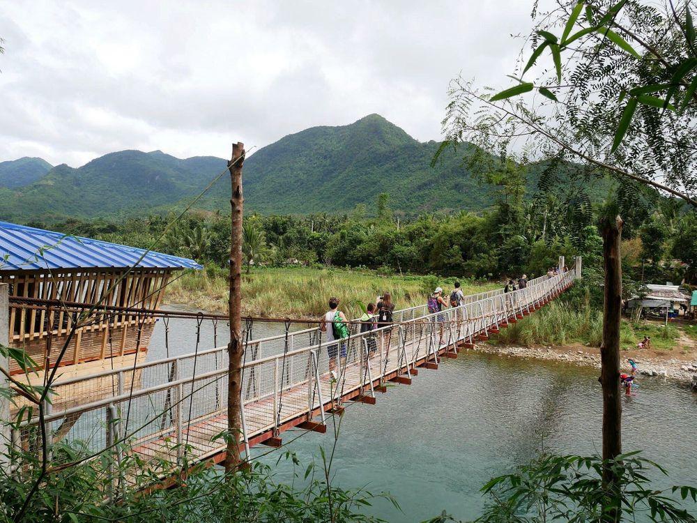 que faire aux philippines tinipak river