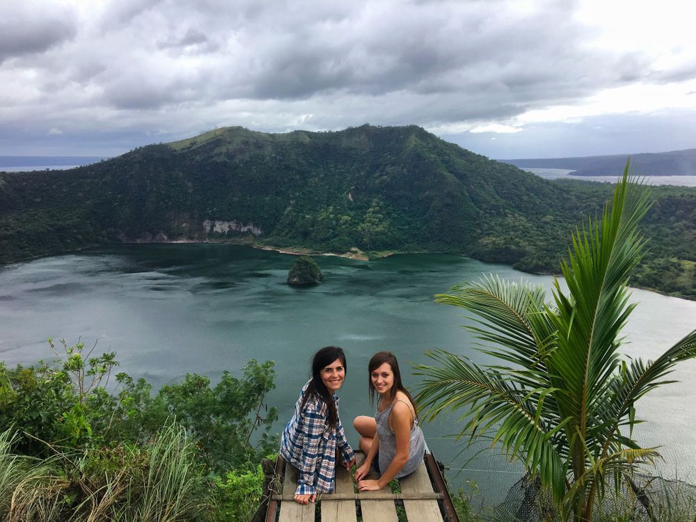 volcan taal philippines que faire aux philippines