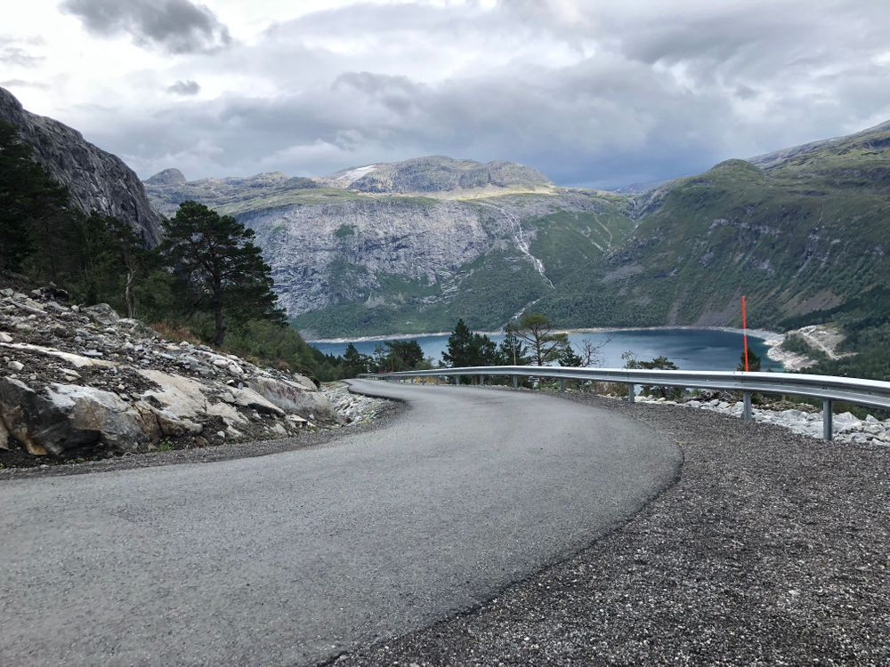 randonnée trolltunga norvège