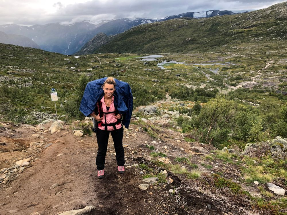 trolltunga norvège randonnée guide