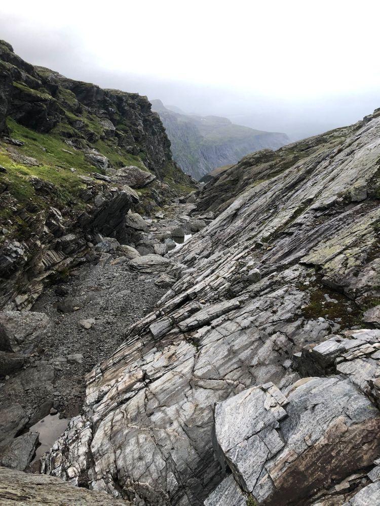 randonnée trolltunga norvege