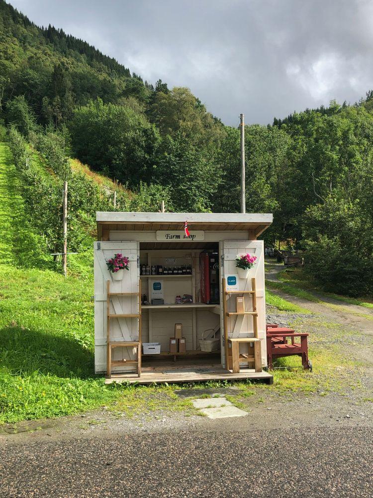 Ferme Fruitière Norvège
