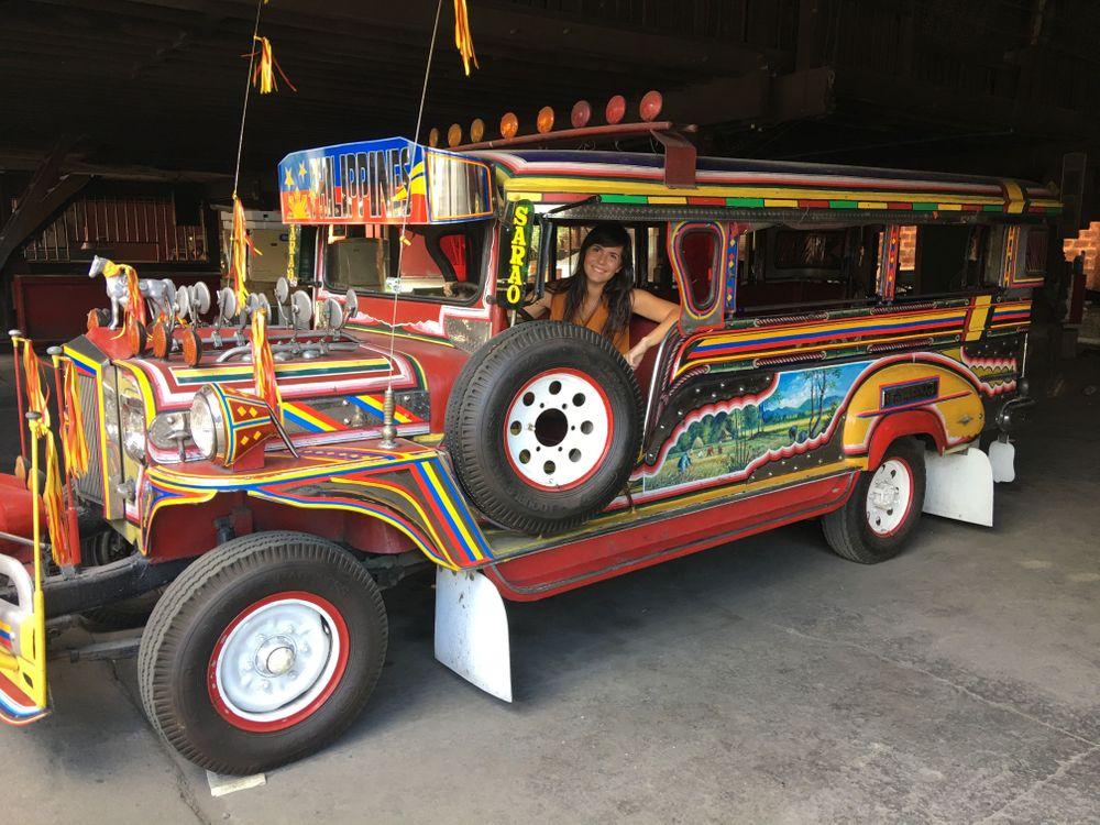 jeepney philippines que faire aux philippines
