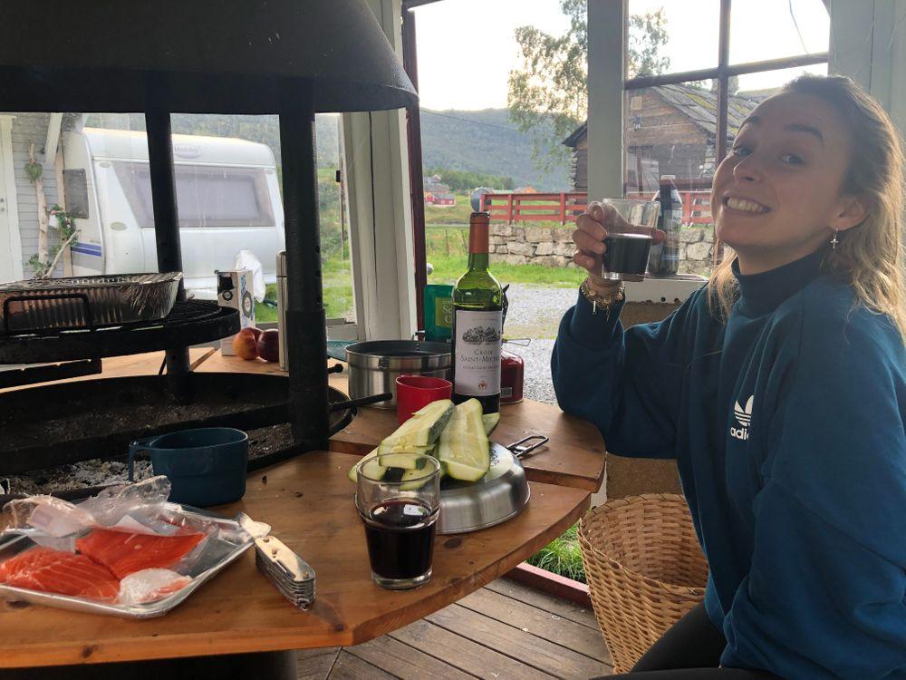 Barbecue Norvège