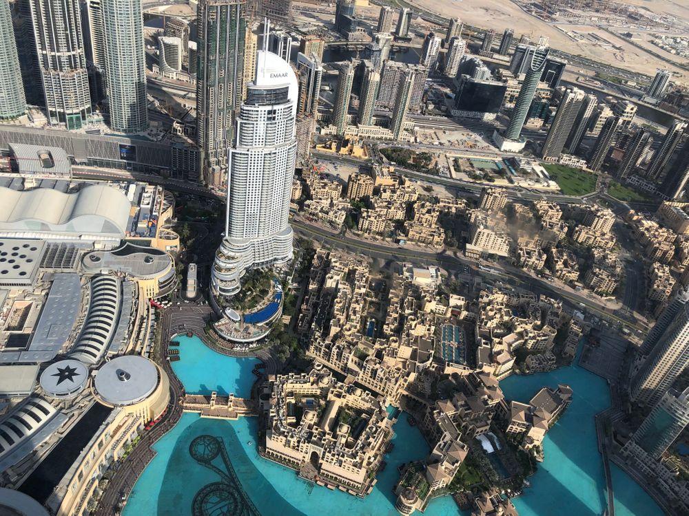 Burj Khalifa que faire à Dubaï