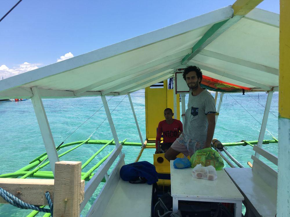 manjuyod sandbar philippines