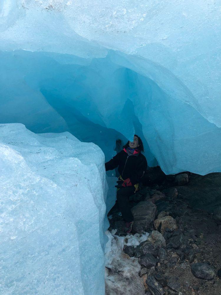 Glacier Norvège