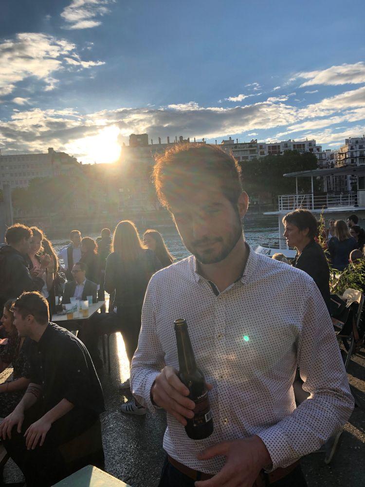 Guingette Javelle terrasse où boire un verre l'été à paris