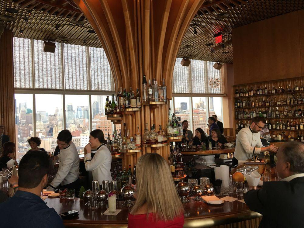 meilleur bar rooftop de new york the stantard