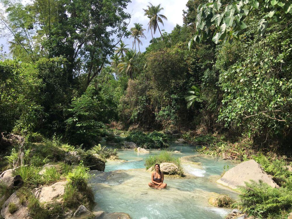 que faire aux philippines siquijor rivière