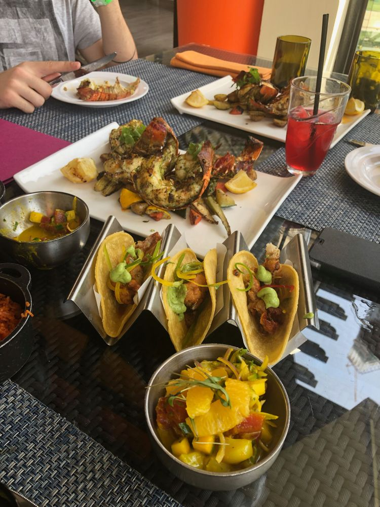 Brunch Maya Dubai Tacos
