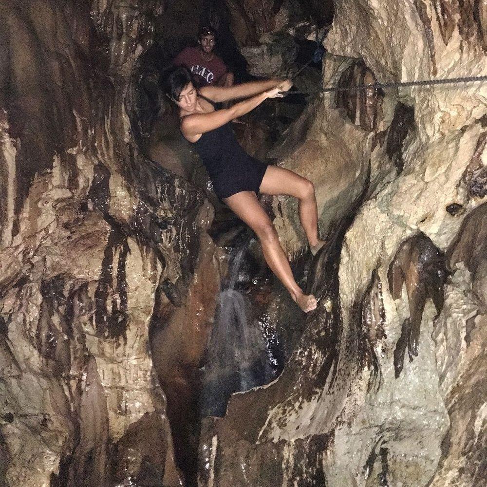 grottes spéléologie philippines sagada