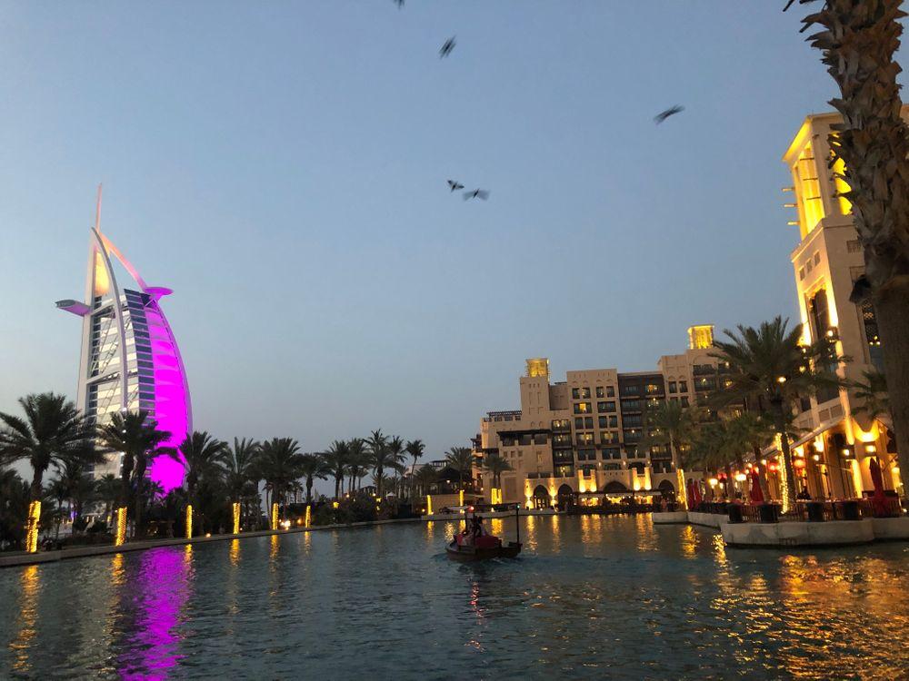 Souk Madina Jumeirah Burj Al Arab
