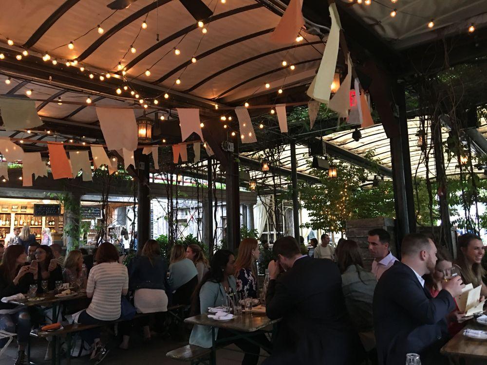 meilleurs bars rooftops new york gallow green