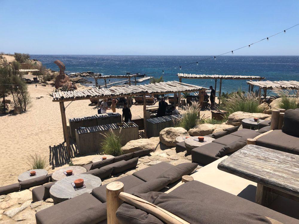 Scorpio Mykonos Bar Restaurant