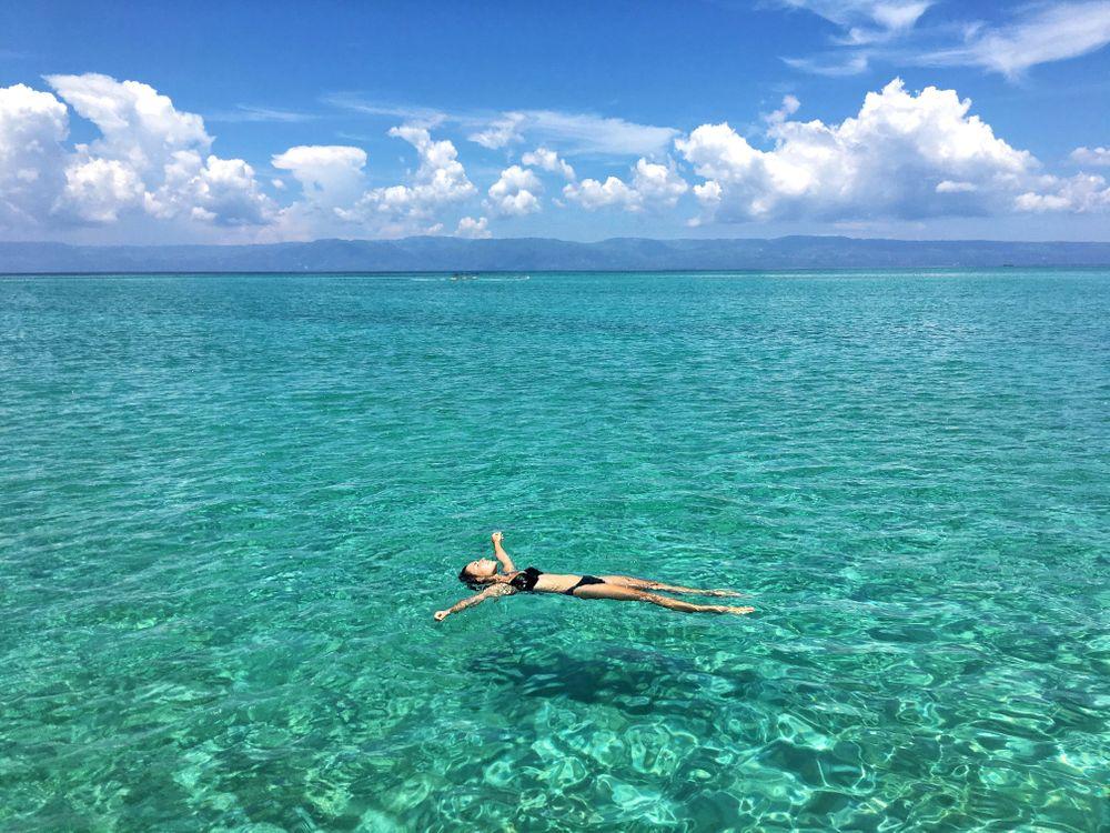 manjuyod sandbar philippines maldives des philippines