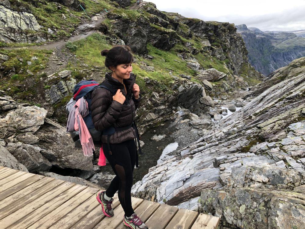 Trolltunga randonnée norvège
