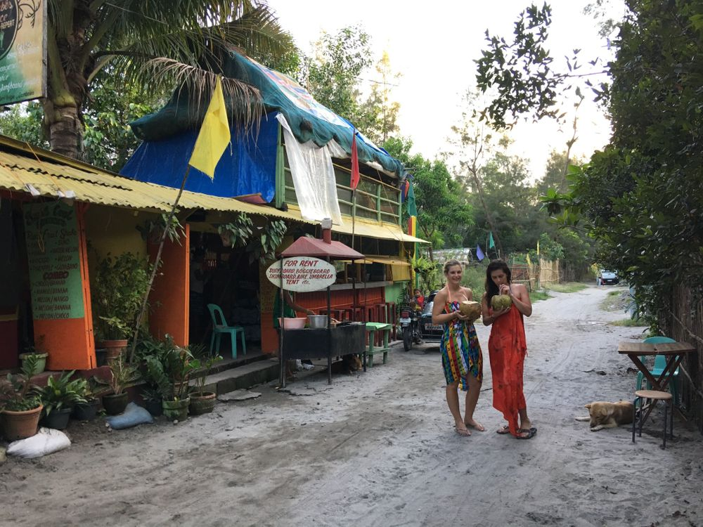 philippines auberge de jeunesse surf