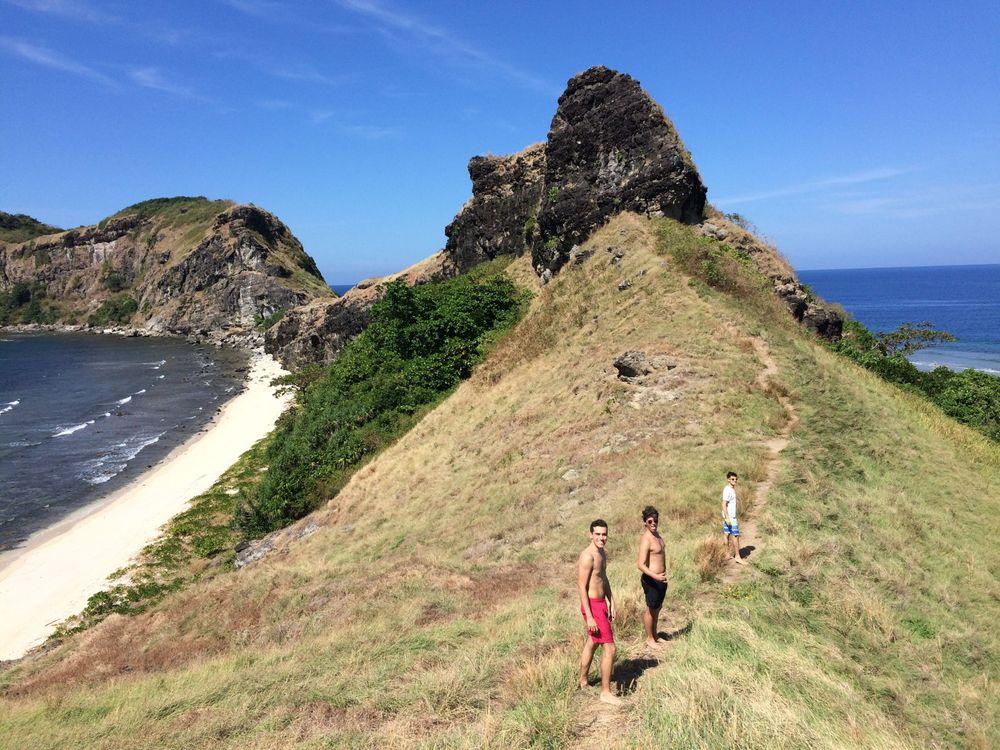 que faire aux philippines plage anawagin