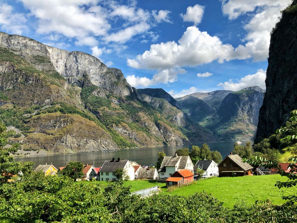 Undredal Norvège Fjord
