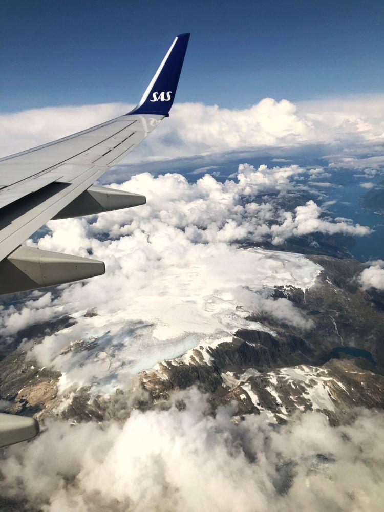 Avion Norvège