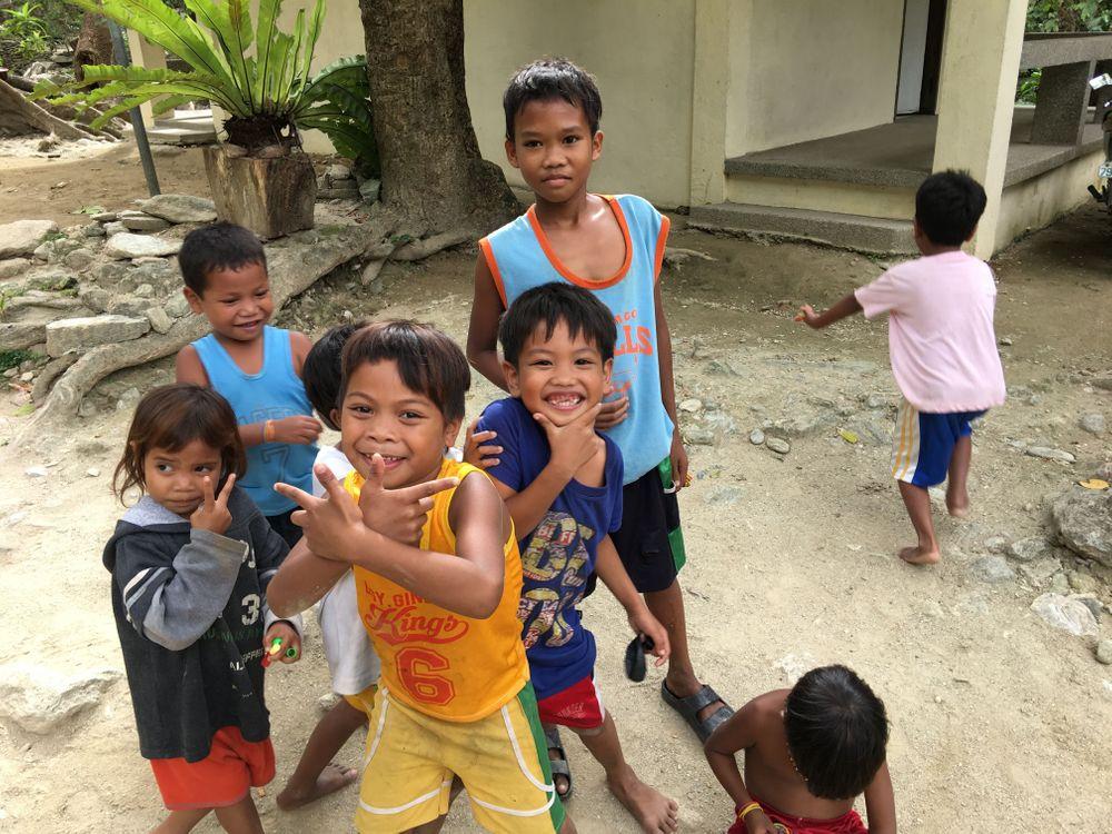 Philippines enfants children