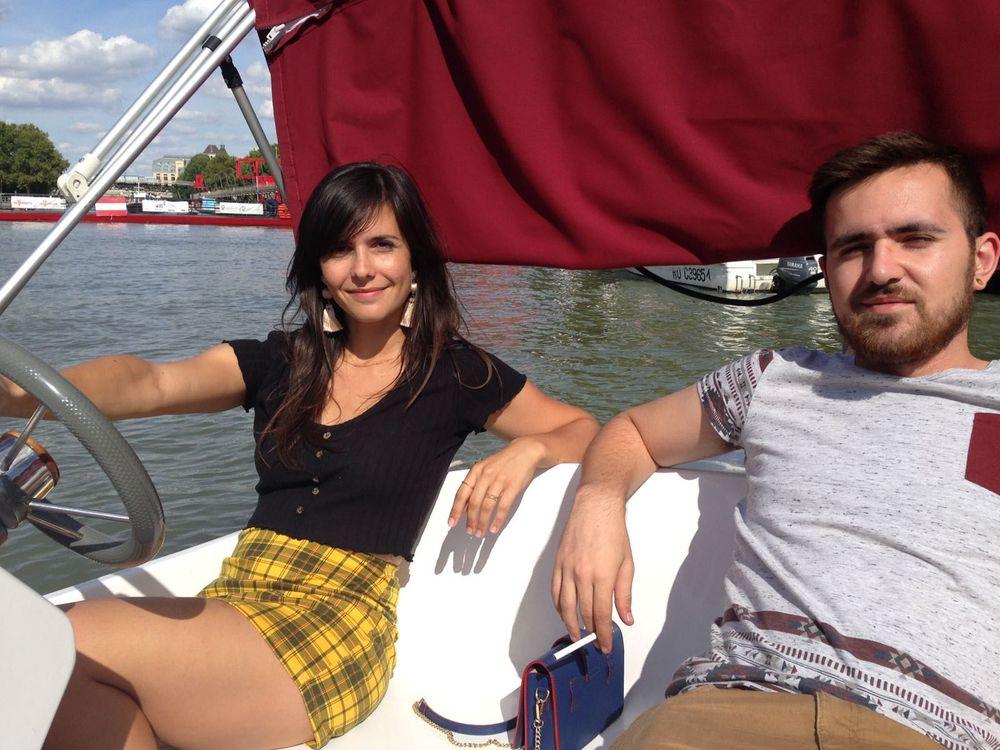 bateau sur le canal de l'ourcq sans permis