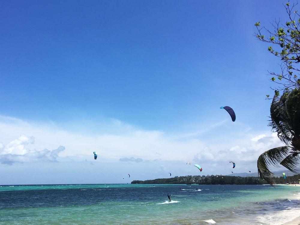 que faire aux philippines boracay kite surf