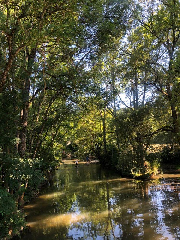 ou se baigner près de dijon rivière
