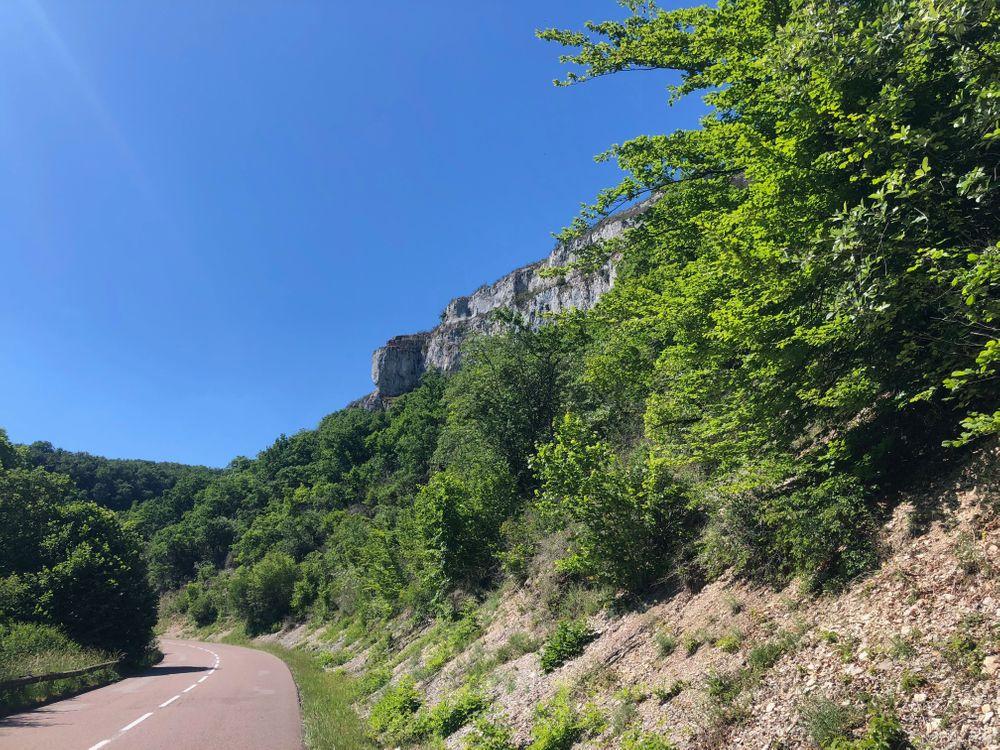 Combe Lavaux randonnée