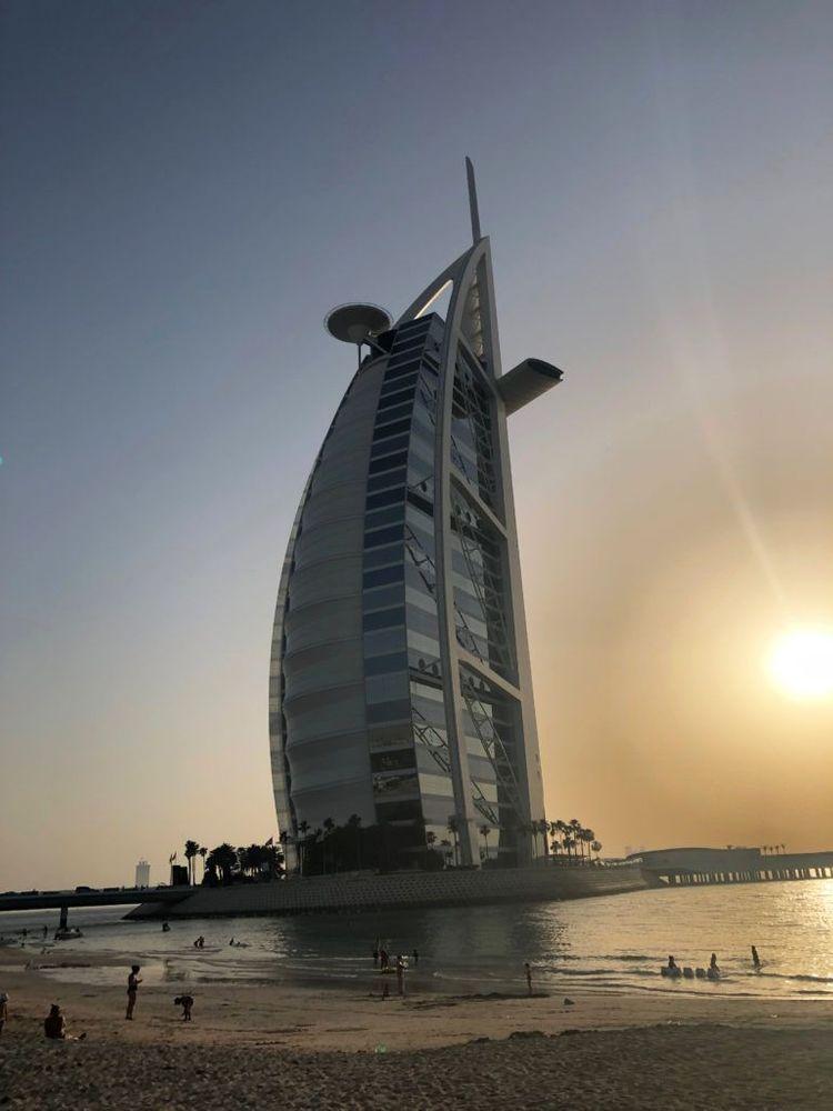 Burj Al Arab - que faire à Dubai