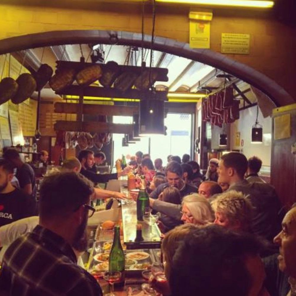 La Xampanyeria (de Can Paixano) meilleurs bars à tapas barcelone