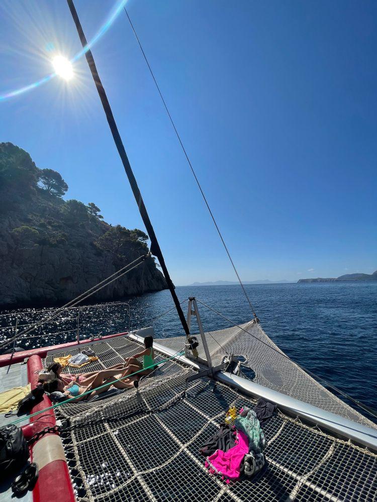 catamaran majorque