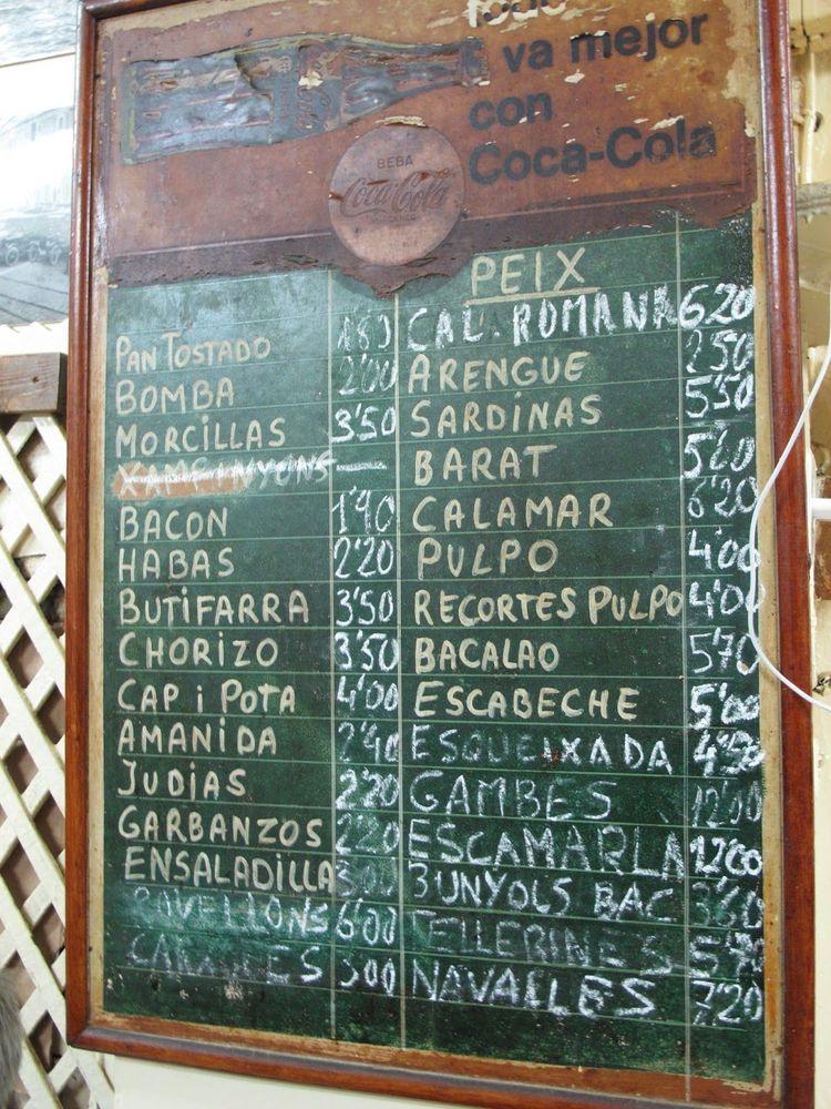 meilleurs bars à tapas barcelone
