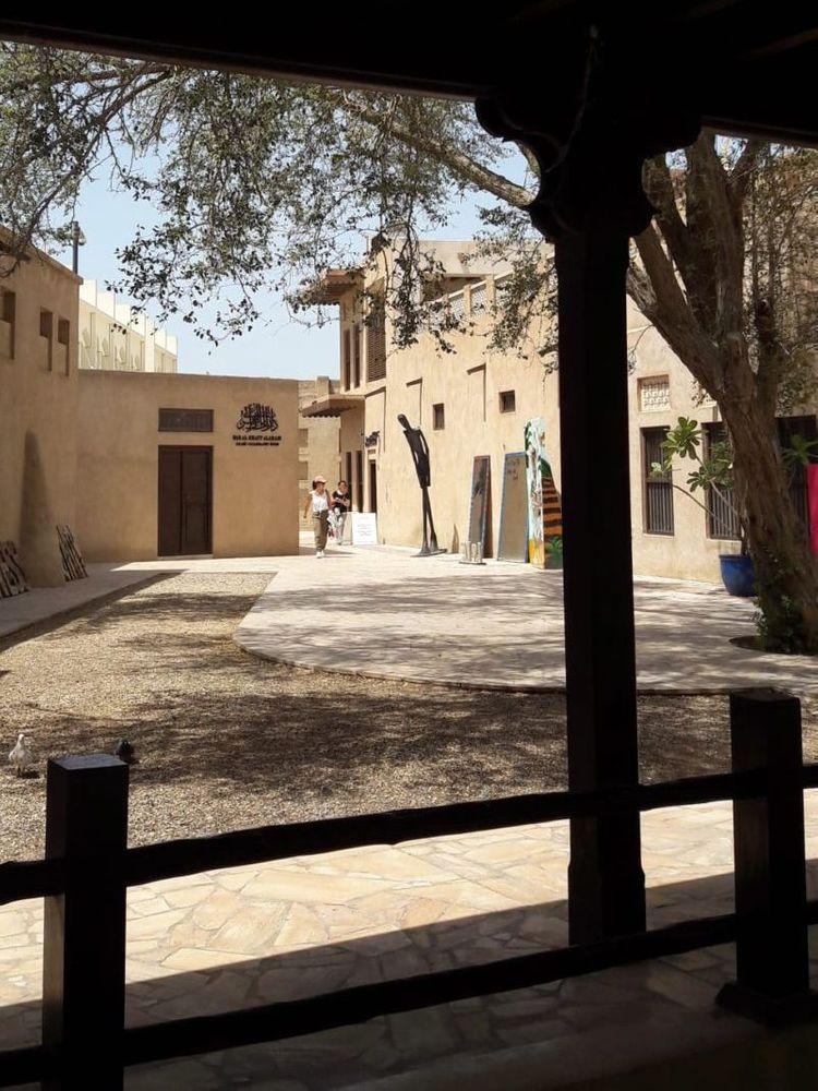Quartier Al Fahidi Dubai