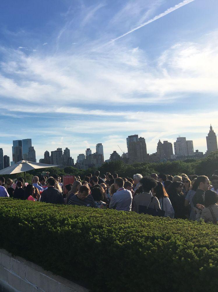 new york rooftop met bar