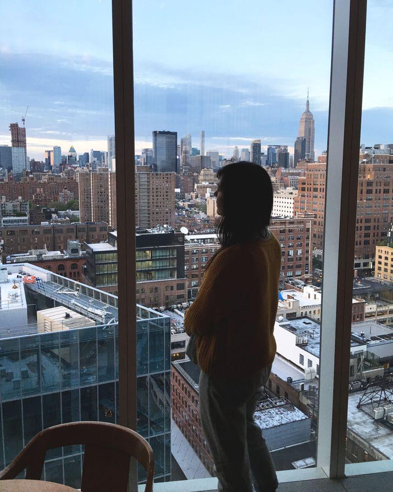 meilleur bar rooftop de new york insolite the standard