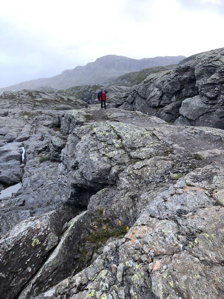 trolltunga randonnée norvège plan
