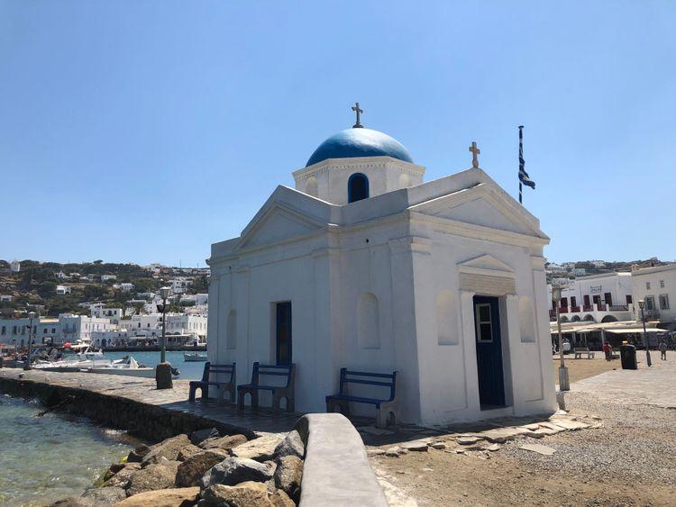 Eglise Mykonos