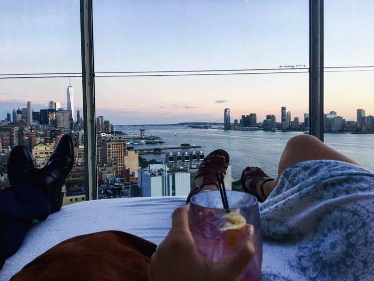 Meilleurs Rooftop Manhattan