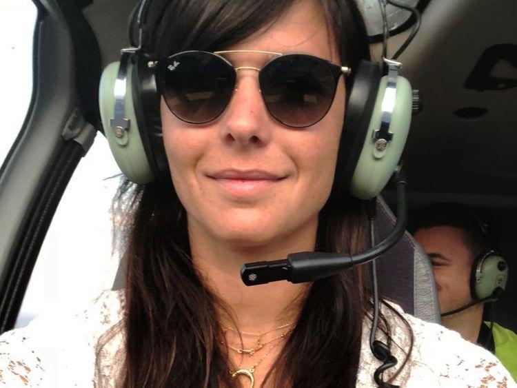 helicoptère réunion