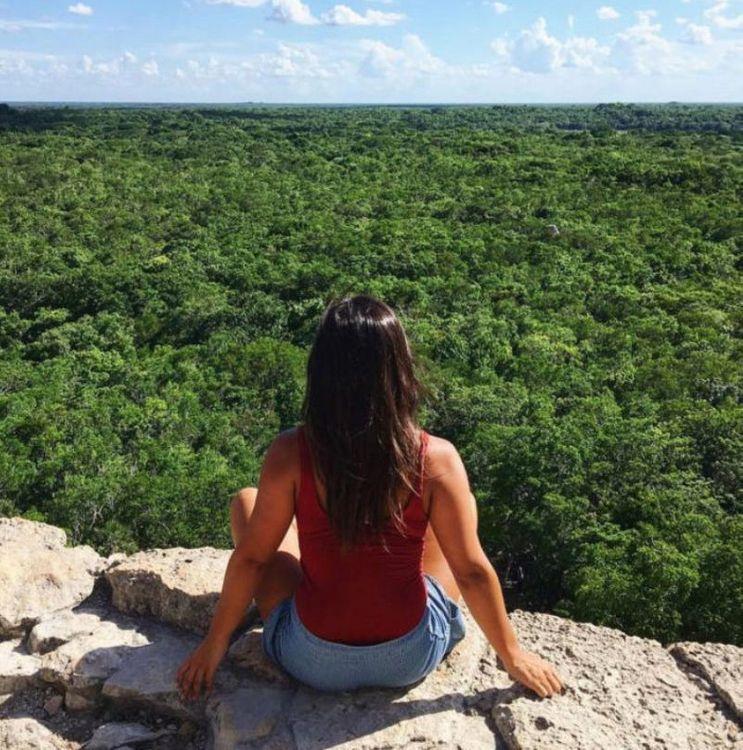 paysage maya
