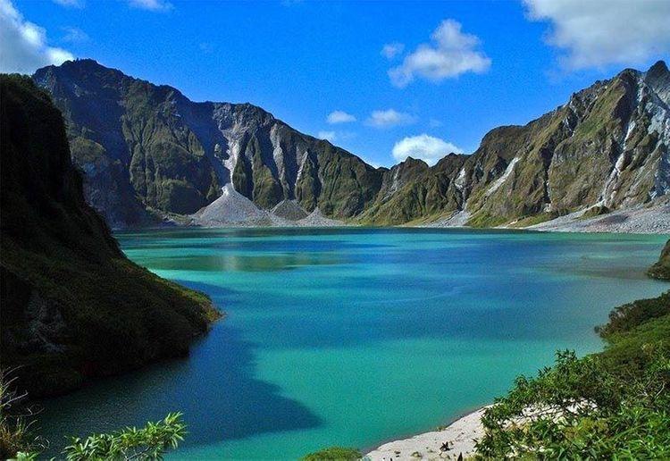 que faire aux philippines pinatubo
