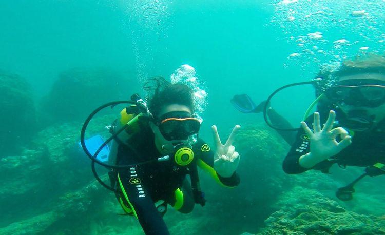que faire aux philippines plongée