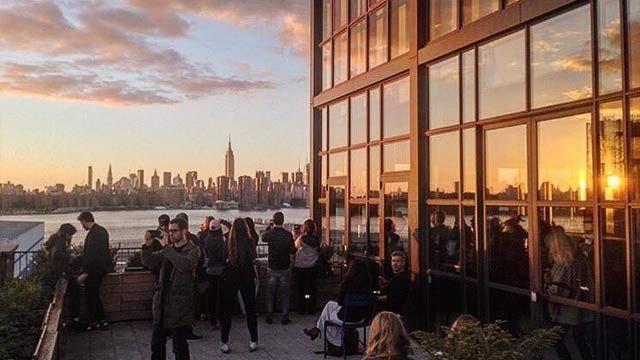 meilleur rooftop new york wythe